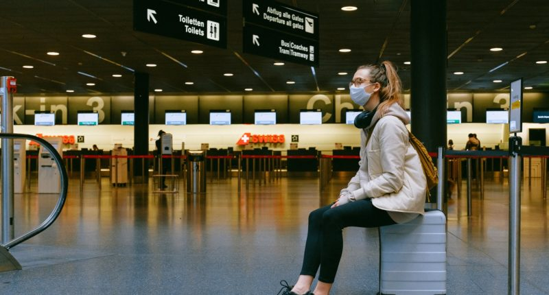 coronavirus airport