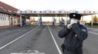 coronavirus border patrol