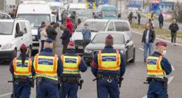coronavirus border police