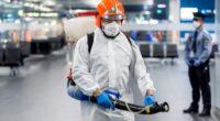 coronavirus airport check