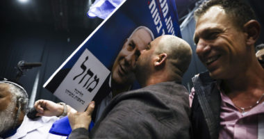 Netanyahu secures solid victory in third Israeli elections in one year