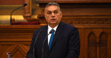 orbán speech parliament