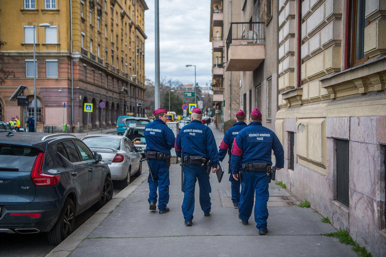 police hungary