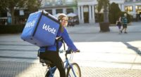 wolt food delivery service