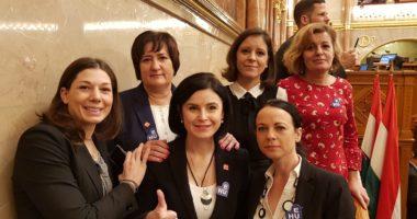 women in politics hungary