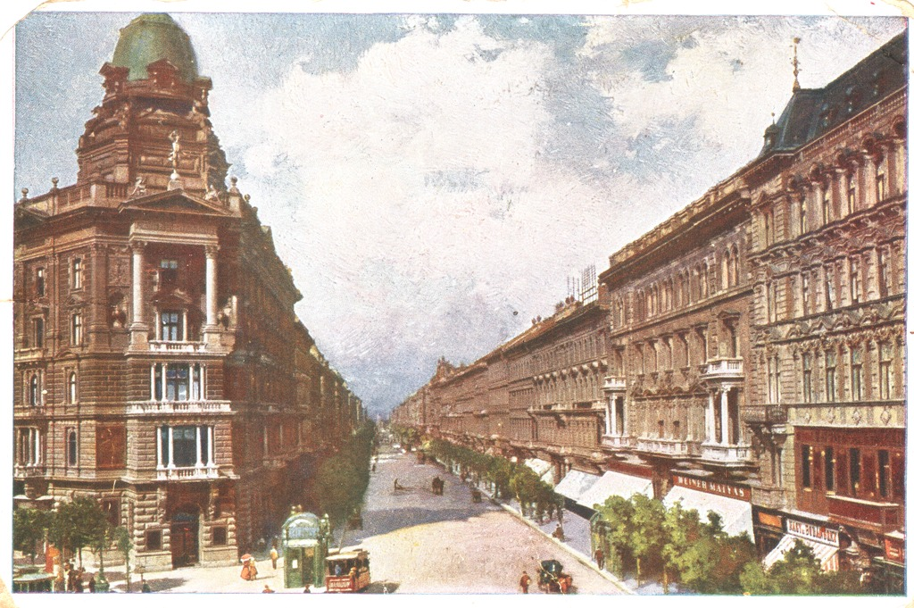 andássy avenue budapest
