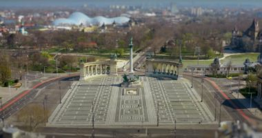 Budapest, Heroes' Square