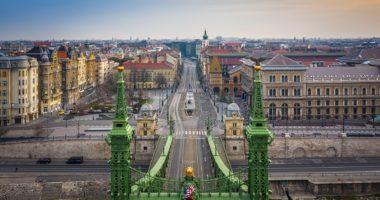 Budapest Hungary real estate