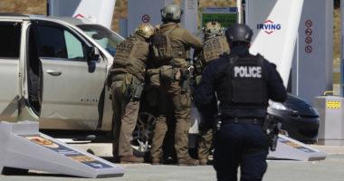 Canada's worst mass shooting ottawa