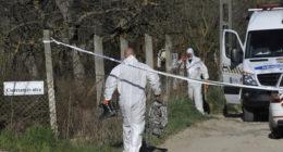 Hungary Budapest murder