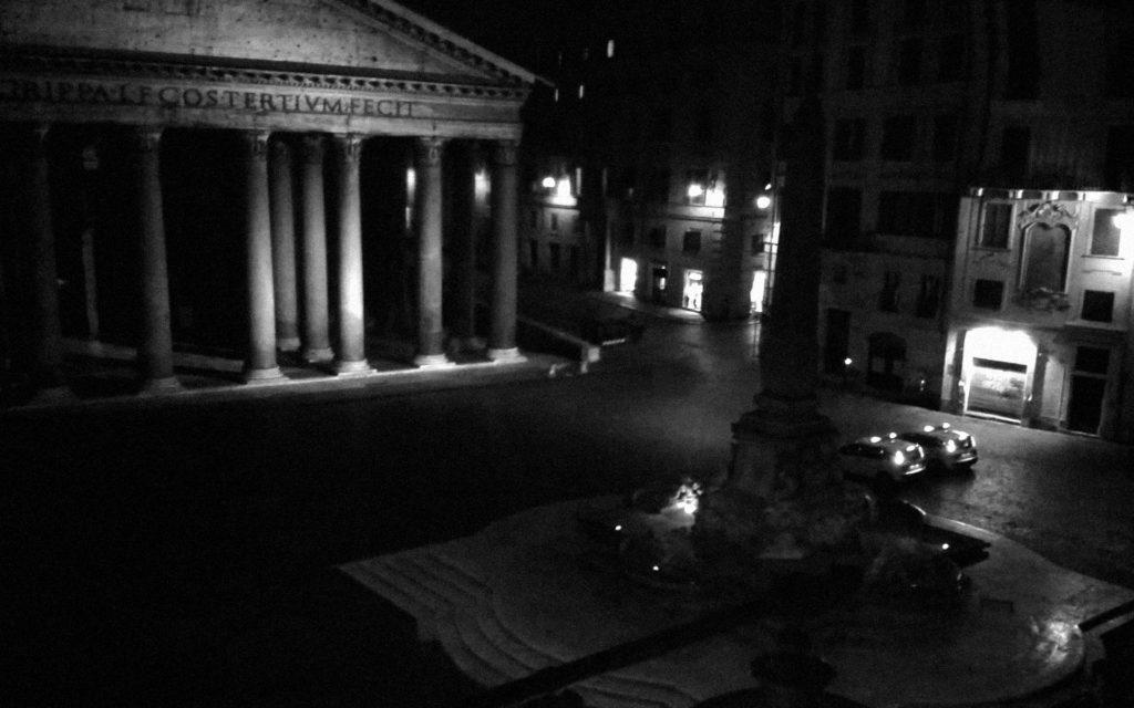 Rome, Pantheon, Radisics, Italy, Hungary