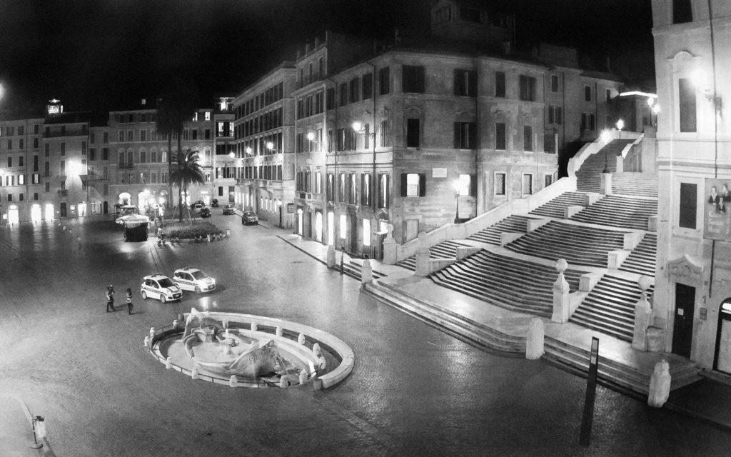 Rome, Spanish Steps, Radisics, Italy, Hungary