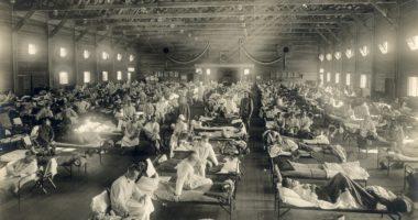 Spanish flue, pandemic, USA, disease