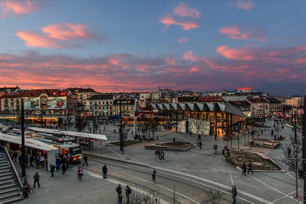 Széll Kálmán tér budapest