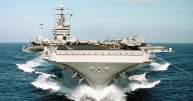 aircraft-carrier us army