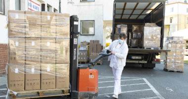 coronavirus health package