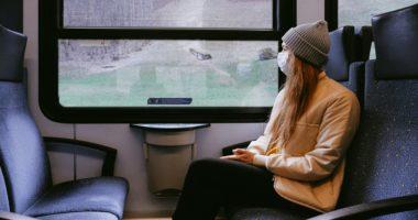 corona pexels train Anna Shvets