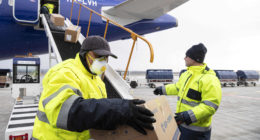corona wizz air masks