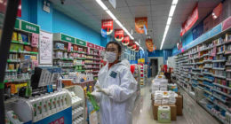 coronavirus wuhan pharmacy