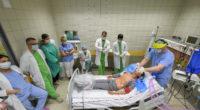 coronavirus Hungary ventilator invention