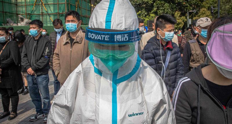 coronavirus chinese commemoration