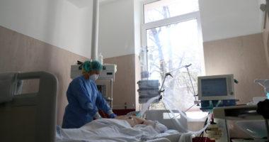 coronavirus hospital hungary