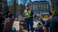 coronavirus police hungary