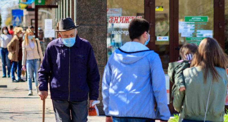 coronavirus ukraine