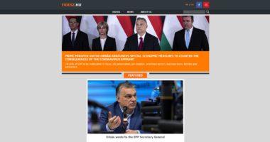 fidesz english website