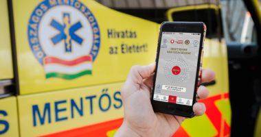 lifesaver Hungary vodafone