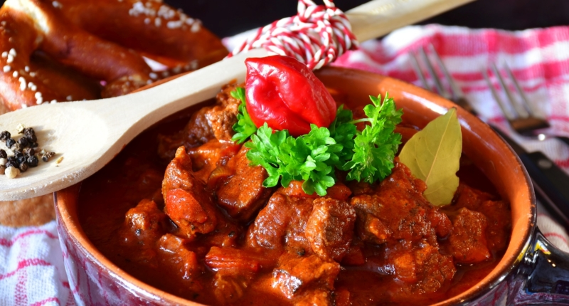 Hungarian traditional food