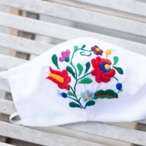 matyodesign embroidered mask