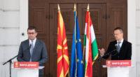 north-macedonia-Hungary