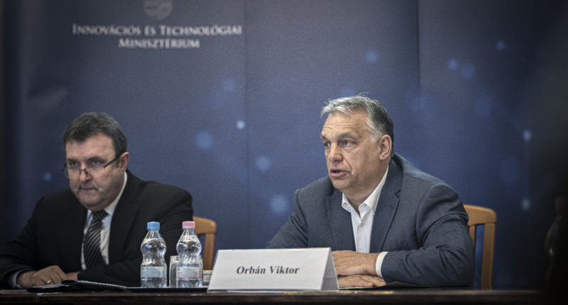 orbán conference