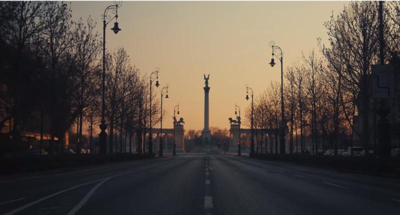 silent budapest video