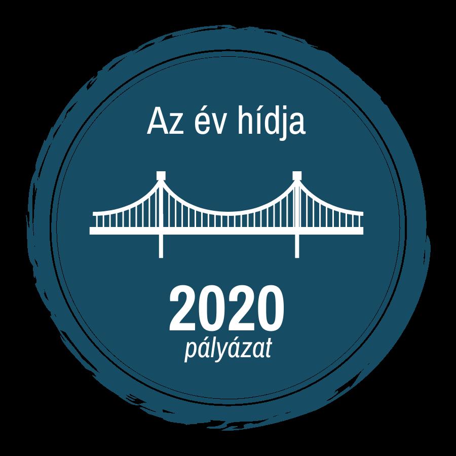 Az év hídja 2020-bridge of the year-Hungary