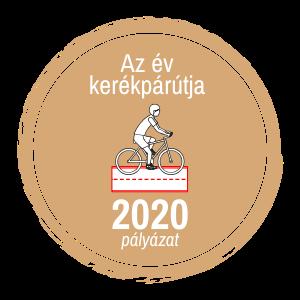 Az év kerékpárútja 2020-cycle path-Hungary