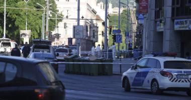 Hungary double murder Budapest