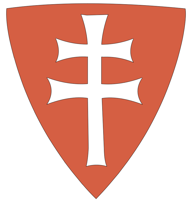 Coat of arms of Hungary-double cross