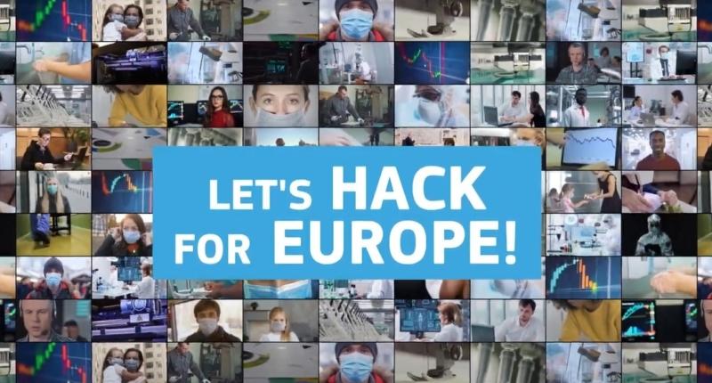 EUvsVirus Pan-European hackathon