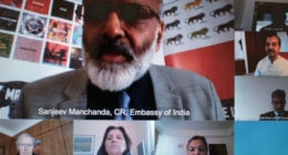Embassy of India, Budapest webinar