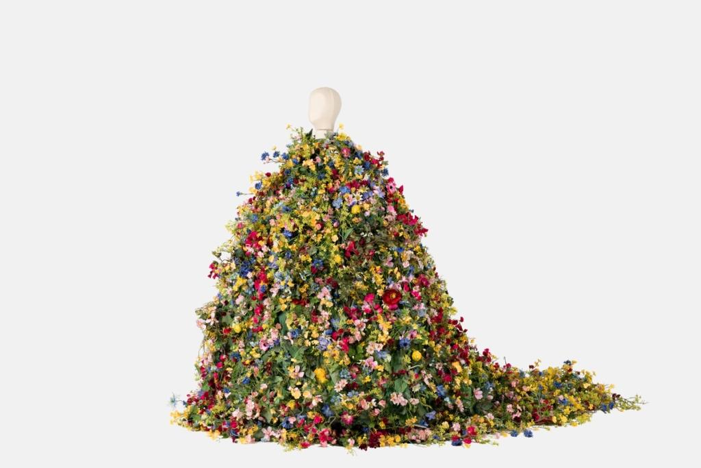 Flower Dress Virág Ruha