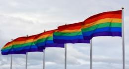 Pride Rainbow Szivárvány Flag Zászló