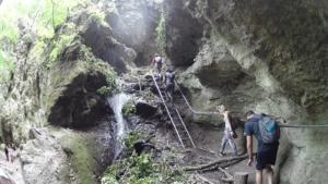 Rám Gorge, Hungary, nature, hiking