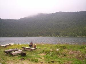 Saint Anna Lake, Transilvania, Hungary