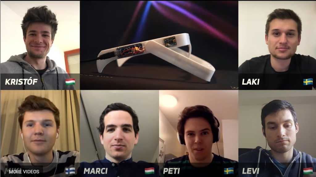 Team-Discover-3D-printed-glasses