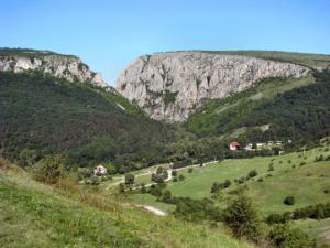 Torda Gorge, Translivania, Hungary