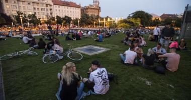 budapest-Erzsébet-Square-coronavirus