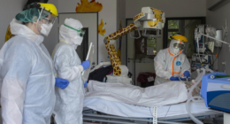 coronavirus nurses