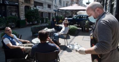 coronavirus-budapest-restaurant